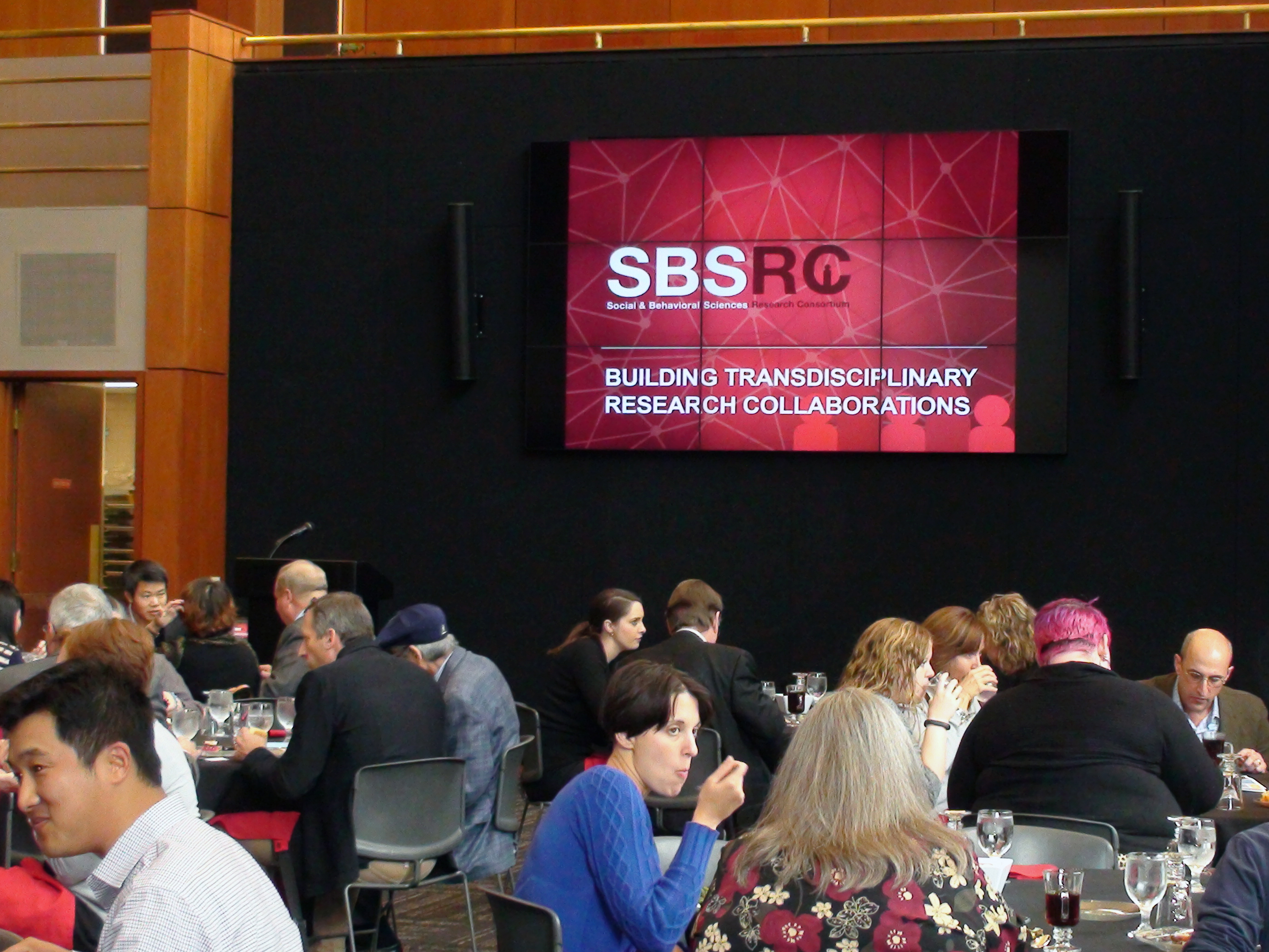 SBSRC Conference photo